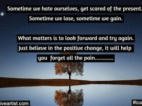 Be Positive Curative Artist
