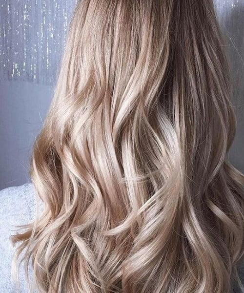 Highlights Hair Color